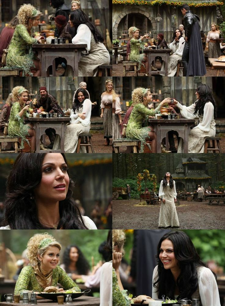 """Promotional stills for episode 3x03 """"Quite a Common Fairy"""""""