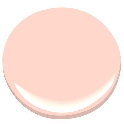 BM Bermuda Pink #016. A little more peach, a little less pink than Pink Powderpuff. (Also, we honeymooned in Bermuda.)