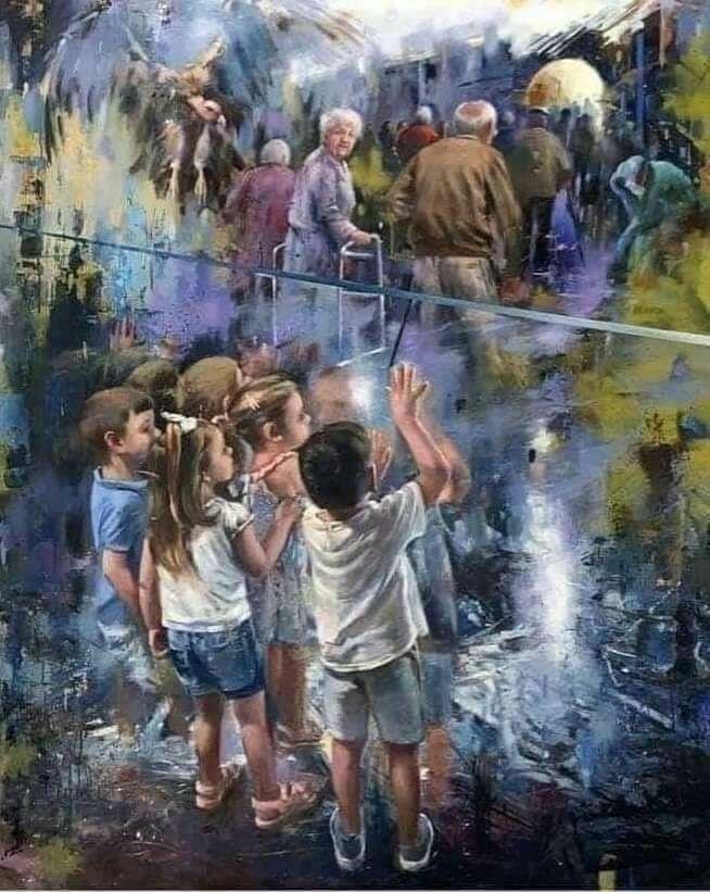 Pin By Etymopedia الموسوعة التأصيلية On Art In 2020 Spanish Artists Painting Artist