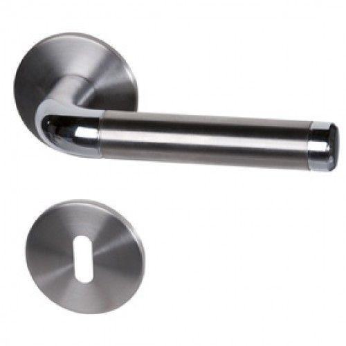 Halt mal die Klinke flach: Flat-Türdrücker Sybille - R - Südmetall