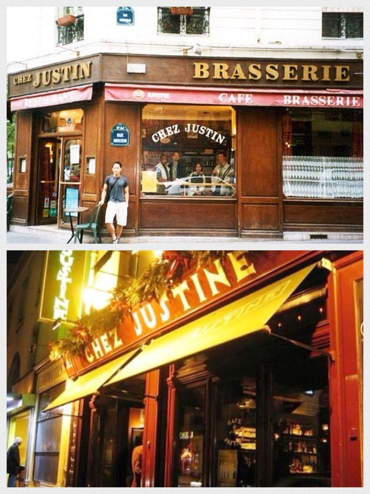 restaurant jazz bastille