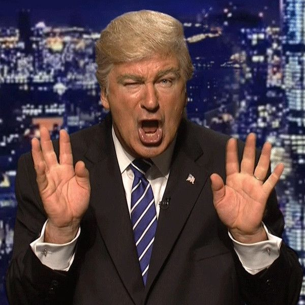 Saturday Night Live Takes on Donald Trump and Billy Bush's Conversation With Help From Alec Baldwin - E! Online