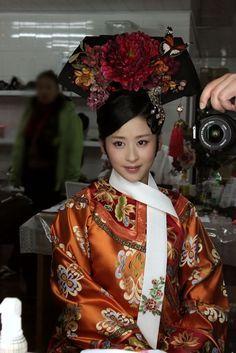 Sun Li(Zhen Huan) in Legend of Zhen Huan(Empresses In The Palace ...
