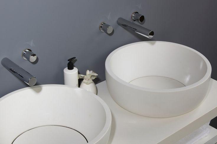 Wastafels en wasbakken van Giquadro hebben een strak design en zijn ...