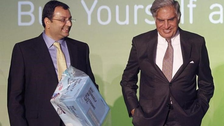 Tata Sons said on Monday its shareholders have voted to remove former Chairman Cyrus Mistry as a director from its board.