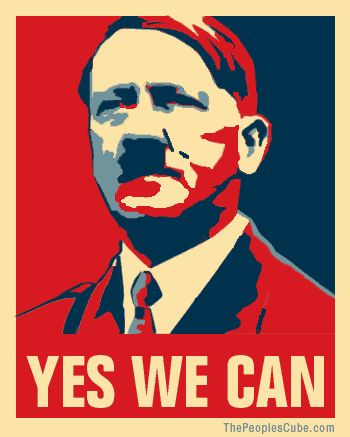 Hitler - Yes we can