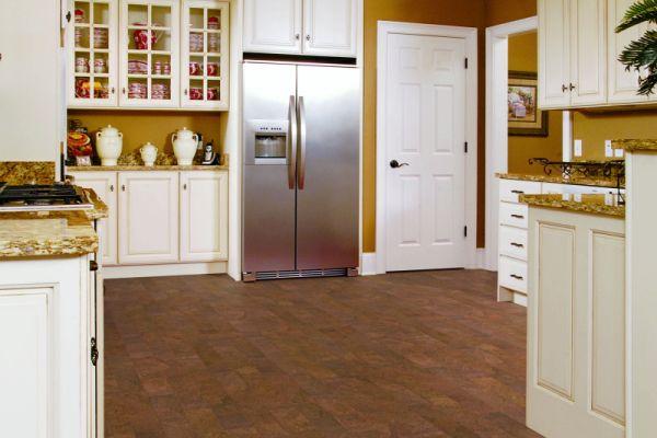 Kitchen Floor Tile | small cork kitchen floor tiles