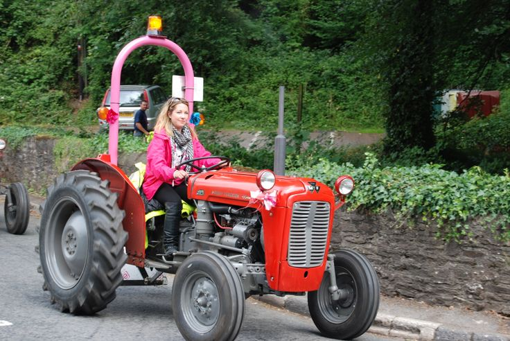 99 Best Girls With Tractors Images On Pinterest  Tractors -8828