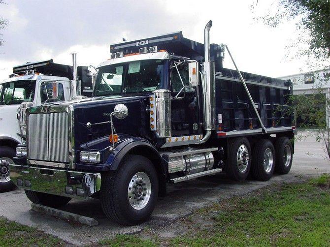506 best images about dump truck on pinterest peterbilt trucks for sale trucks and kenworth. Black Bedroom Furniture Sets. Home Design Ideas