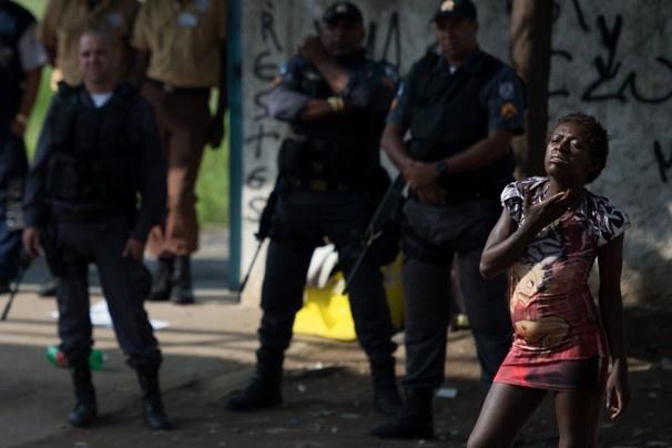Brazilian cities hit by crack epidemic - The Washington Post