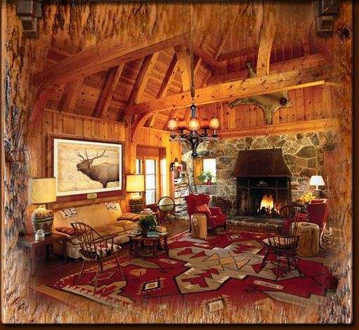 western home interiors western decor house in the big woods 15420
