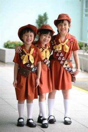 brownies in hong kong. how adorable!!