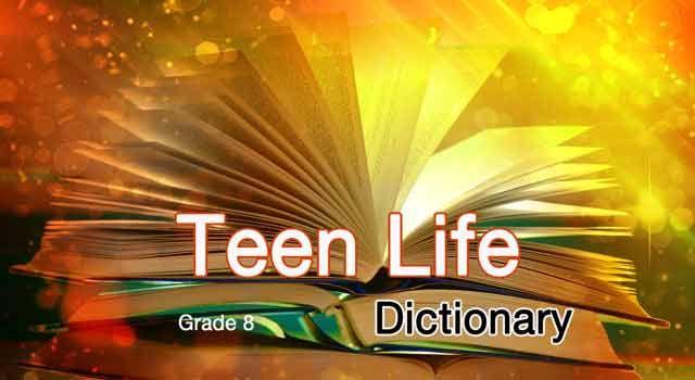 8. Sınıfın 2. ünitesi Teen Life ile ilgili Upturn in English ders kitabı, çalışma kitabı ve dinleme metinlerindeki bütün kelimeleri derlediğim sözlüğü bu bağlantıdan PDF formatında indirebilirsiniz. İyi çalışmalar...