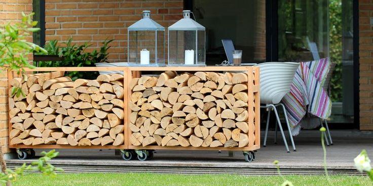 LÆ MED MOBILE VÆGGE - Mobile garden walls
