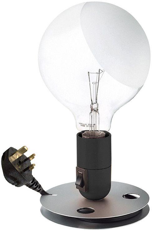 Flos Lampadina Table Lamp - Black on shopstyle.co.uk