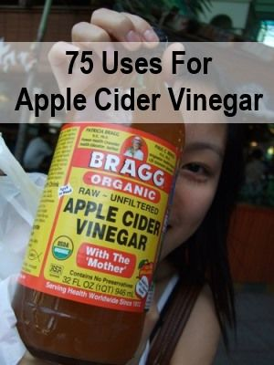 I think it is safe to say that pretty much everyone reading this has some vinegar in the cupboard, but what do you use it for? Probably cooking, pickling/canning and salad dressings. Four uses… I'll trump your four uses with an additional 75 health, beauty and around the homeuses… Ranging from acne, sunburn and other …