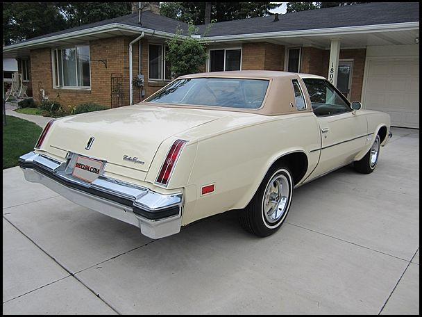 1976 oldsmobile cutlass 350 ci automatic for sale by for 1976 oldsmobile cutlass salon for sale