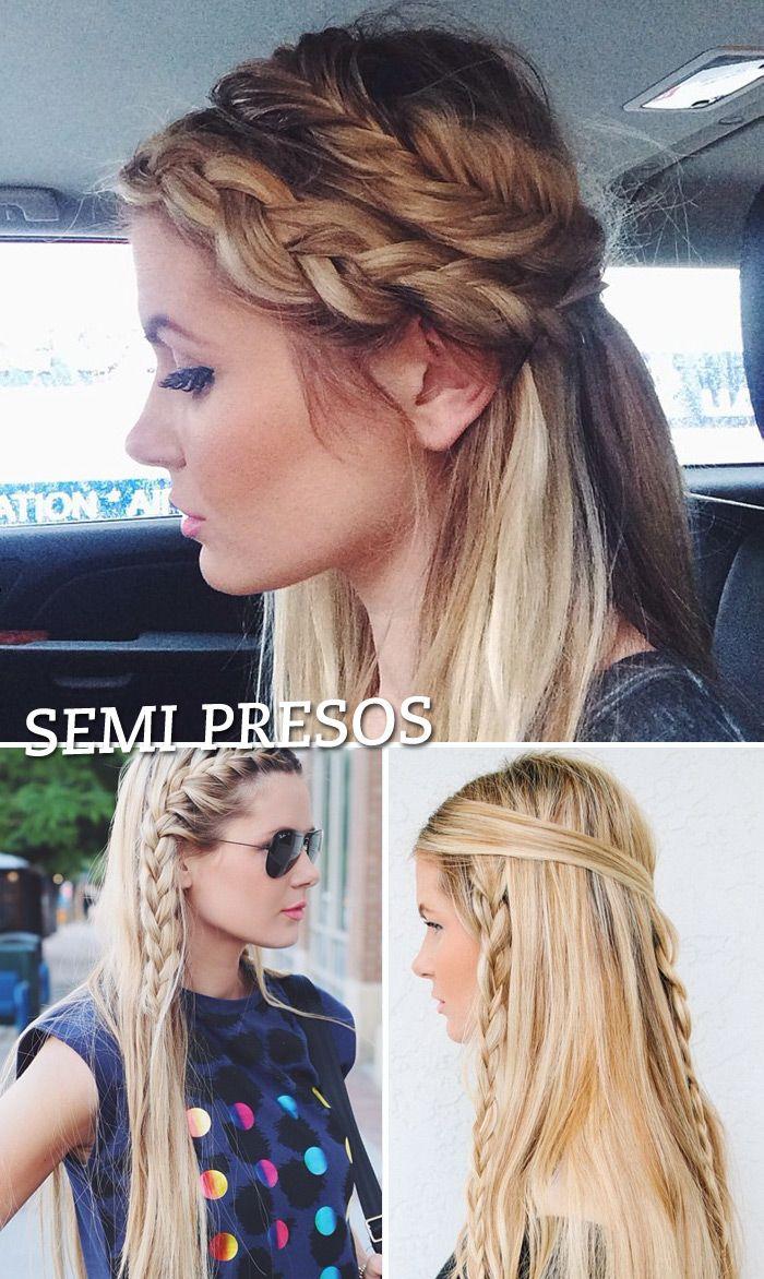 Os penteados maravilhosos da blogger Amber Fillerup! - Chata de Galocha!   Lu Ferreira