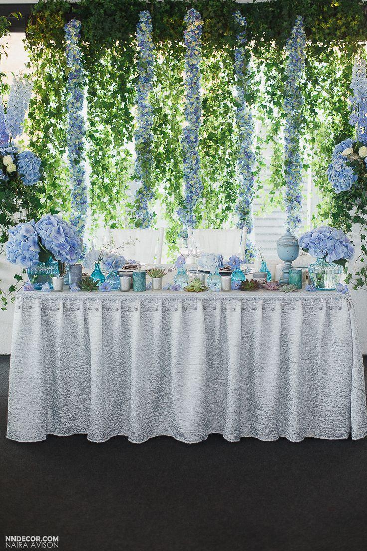 DUSTY BLUE WEDDING | пыльно-голубая свадьба
