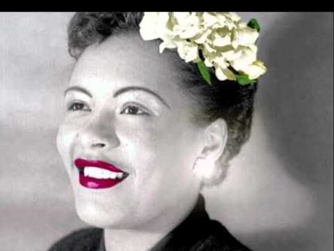 Listen to Billie Holiday sing Cheek to Cheek~ I can't help but to adore Billie Holiday <3