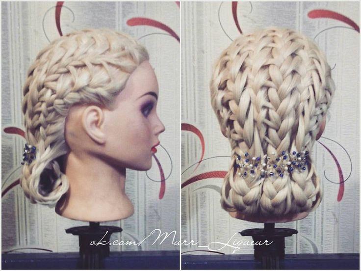 #hairstyle #hairstyleGorlovka #Gorlovka #прически #прическиГорловка #косы #косыГорловка #косички #косичкиГорловка #плетение #плетениекос #плетениекосГорловка #парикмахер #парикмахерГорловка #Горловка #красота #сферауслуг #многокосичек #многокос...