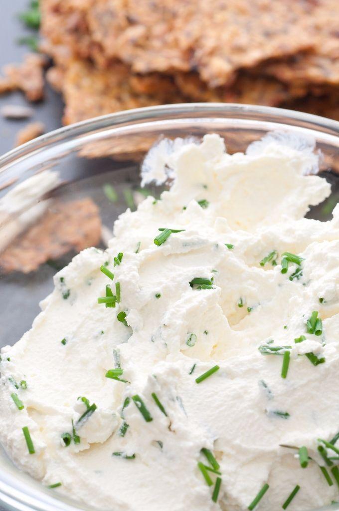 Domáci smotanový syr