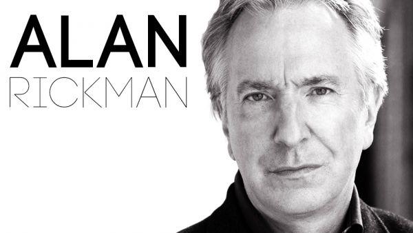 Alan Rickman al Giffoni Experience 2014