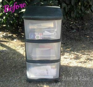 s 10 clever ways to decorate plastic bins, home decor, storage ideas