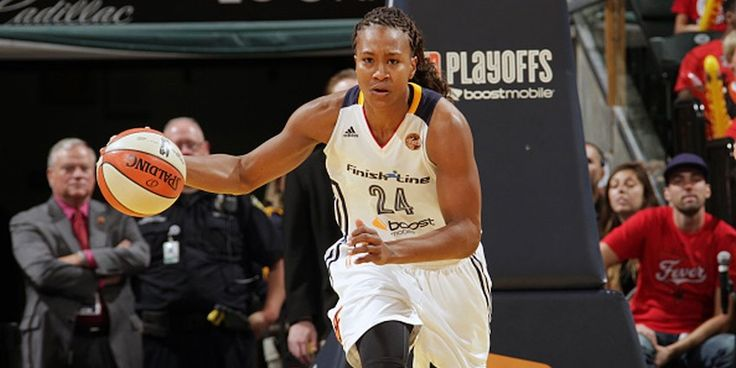 The most-decorated women's pro basketball player, Tamika Catchings, relies on her faith and relationship with Christ to keep her centered and moving forward.