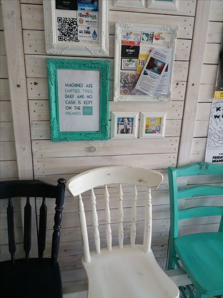Cute and quirky laundromat - Gold Coast Queensland Australia - now offering drop and go laundry and ironing services