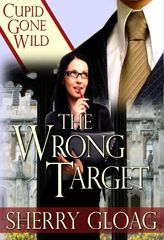 The Wrong Target by Sherry Gloag