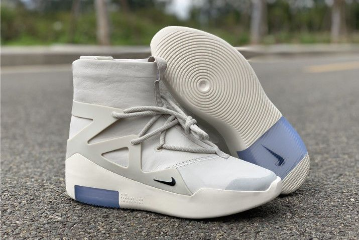 reputable site 9a0c6 cd5fc NIKE AIR FEAR OF GOD 1 LIGHT BONE - SIZE 10 US- SHIPPING WORLDWIDE  fashion   clothing  shoes  accessories  mensshoes  athleticshoes (ebay link)