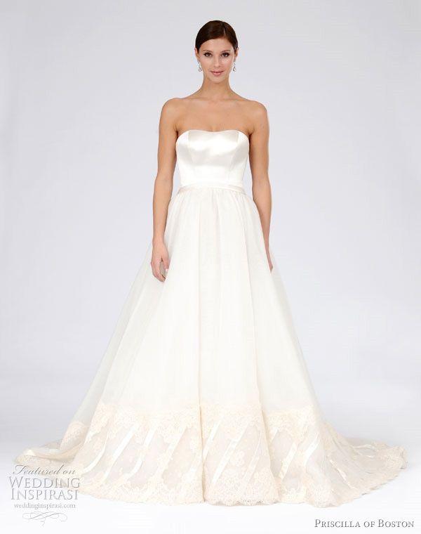 Priscilla of Boston Wedding Dresses Spring 2012 Bridal Collection | Wedding Inspirasi