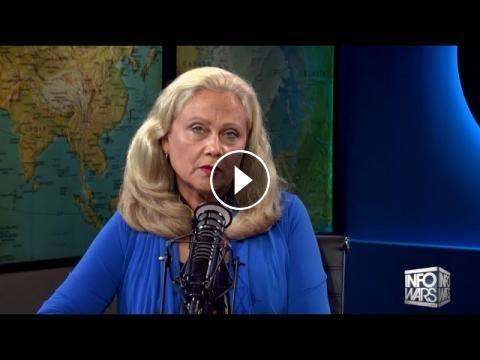 Bill Clinton's Former Girlfriend Breaks Her Silence: Former girlfriend of Bill Clinton Dolly Kyle joins the Alex Jones show to discuss how…