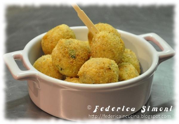 La cucina di Federica: Polpette di patate e tonno