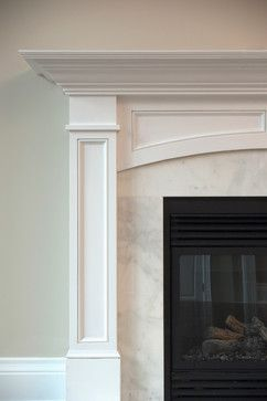 Hillsdale Home - traditional - fireplaces - toronto - Dochia Interior Design