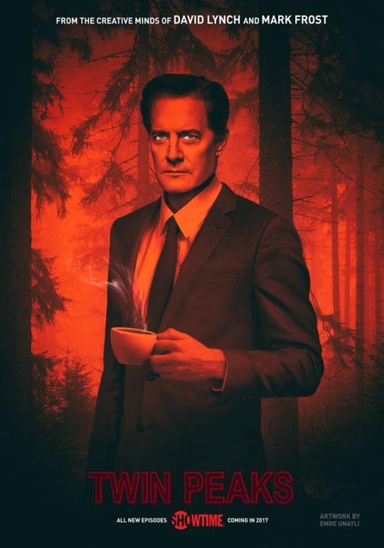 Twin Peaks - Season 3 coming 2017