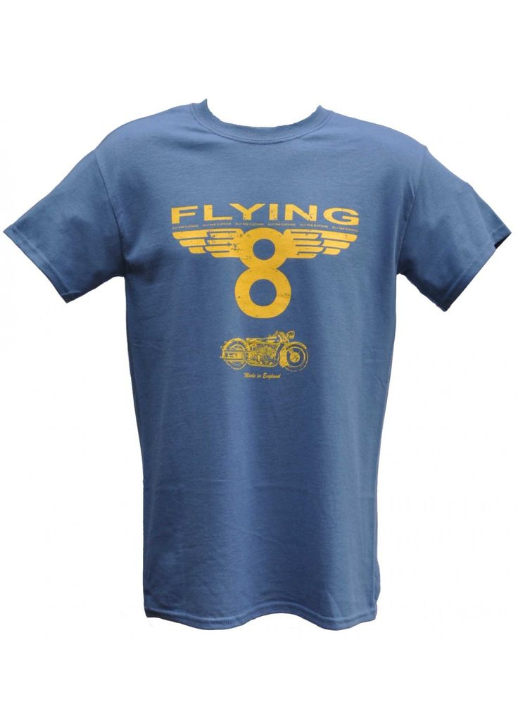 Flying 8 T shirt