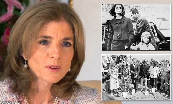 Caroline Bouvier Kennedy honors her mother Jacqueline Bouvier Kennedy video message!