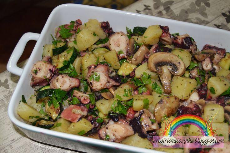 Arco-íris na Cozinha