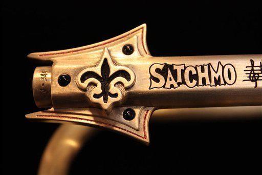 Trumpet auction to benefit Satchmo Summerfest   NOLA.com