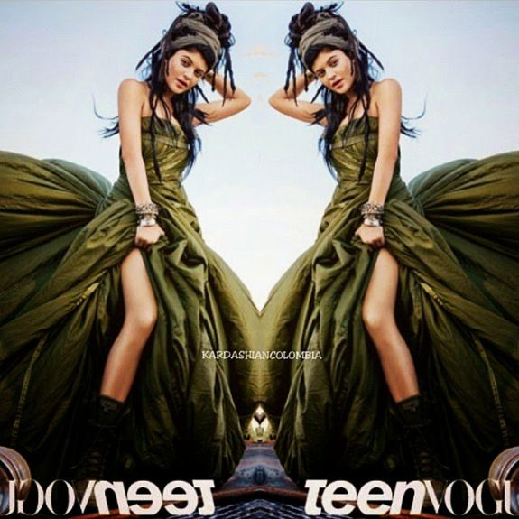 Pics: Kylie Jenner stuns on the cover of Teen Vogue - https://www.nollywoodfreaks.com/pics-kylie-jenner-stuns-on-the-cover-of-teen-vogue/