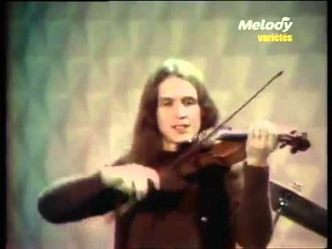 Alan Stivell - The King Of The Fairies violinist René Werneer