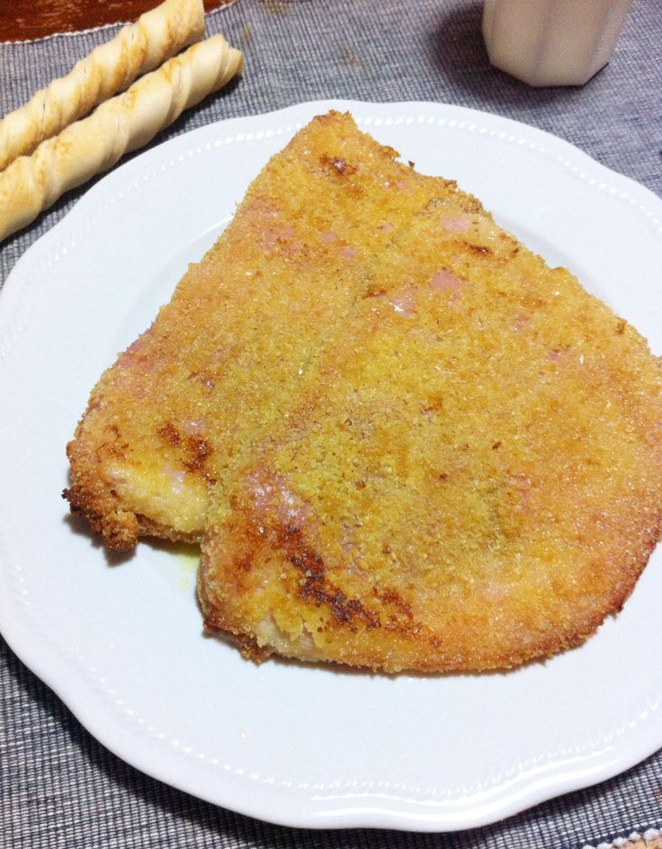 Portafoglio al prosciutto e formaggio