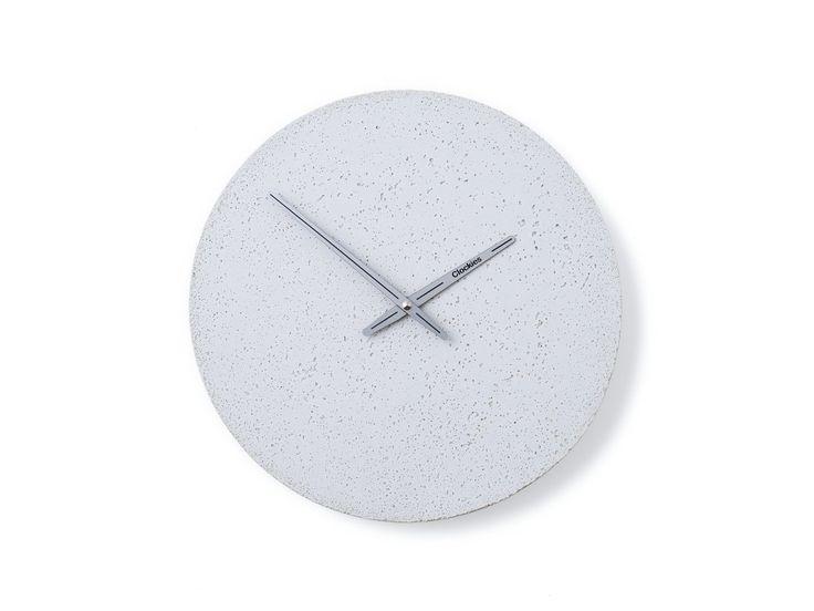 Design concrete clocks - Clockies 1706