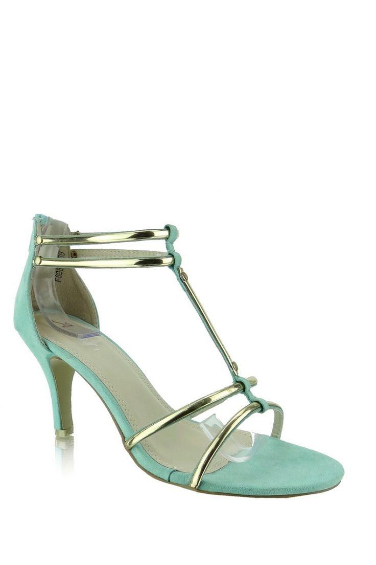 Fantastic Heel sandals model 42646 Heppin