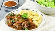 Good Food Recipe – Tocăniţă din carne de vită