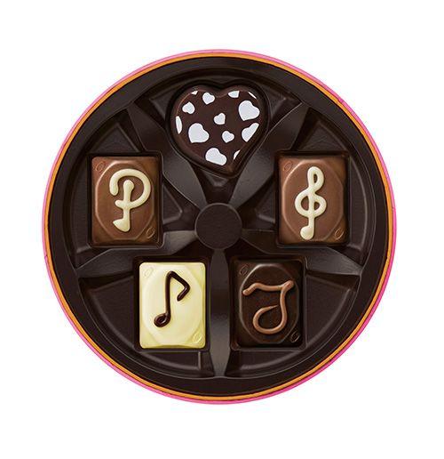ゴディバからホワイトデー限定チョコレート「メロディーコレクション」 - カシスやココナッツの味わいの写真16