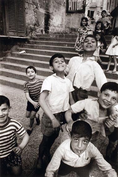 Jan Lukas, Neapol, 1963