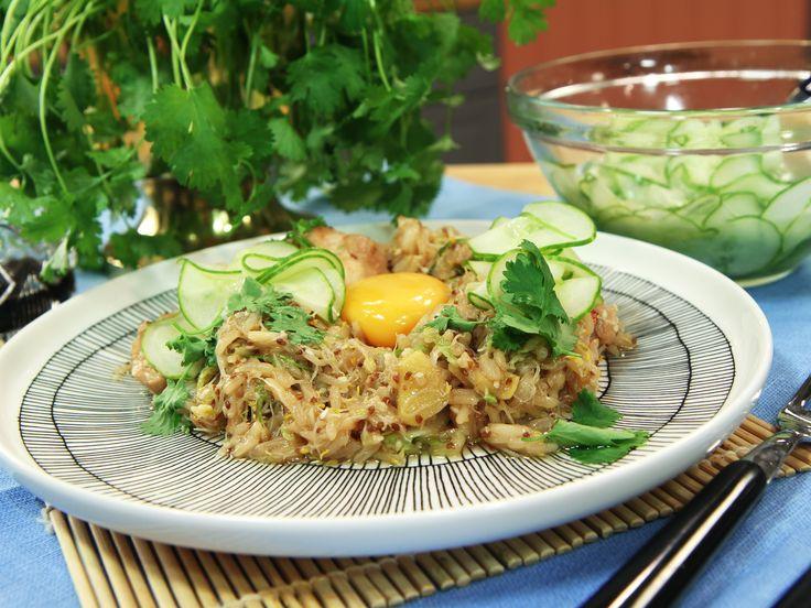 Asiatisk pytt i panna | Recept.nu